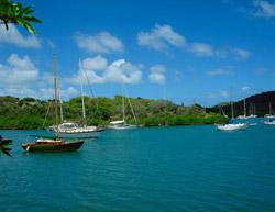 Побережье Антигуа и Барбуда