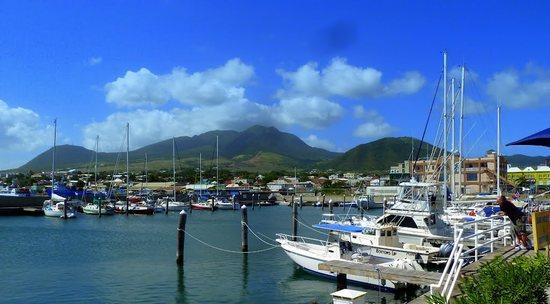 Паспорт Сент Киттс и Невис